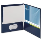 Oxford Laminated Twin Pocket Folders 8