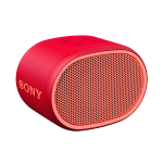 Sony® XB01 Bluetooth® Compact Portable Speaker, Red, SRSXB01/R