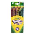 Crayola Twistables Color Pencils Assorted Colors