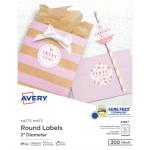 Avery Print To The Edge Easy