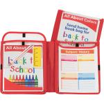 C Line Homework Connector Pocket Folder