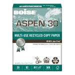 Boise Recycled Copy Paper