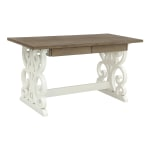 Powell Andros 56 W Desk BrownCream
