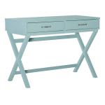 Linon Frances 42 W Desk With