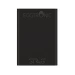 Eggtronic Universal 65W PD USB Type-C Power Adapter, Black, PABK65