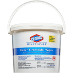 Clorox Germicidal Wipes Container Of 110
