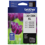 Brother LC3013BKS High Yield Black Ink