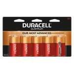 Duracell® Quantum D Alkaline Batteries, Pack Of 5
