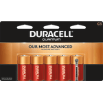 Duracell® Quantum C Alkaline Batteries, Pack Of 5