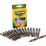 Crayola Construction Paper Crayons Assorted Colors