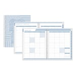 "Office Depot® Brand Weekly/Monthly Planner, 8-1/2"" x 11"", Lines, January to December 2020"