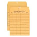 Interdepartmental Envelopes