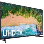 "Samsung 6900 UN55NU6900 54.6"" Smart LED-LCD TV - 4K UHDTV - Charcoal Black, Dark Gray - LED Backlight - Dolby Digital Plus"