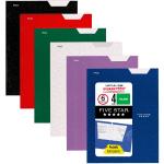 Mead Pocket Folder 4 Internal Pockets