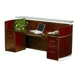 Mayline Napoli Reception Station With 2