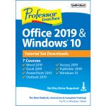 Professor Teaches Office 2019 Windows Tutorial