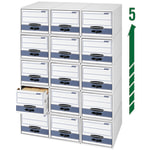 Deals on Bankers Box Stor/Drawer Steel Plus Drawer File