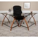 Flash Furniture 83 14 L Shaped
