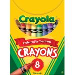 Crayola Standard Crayons Assorted Colors Box