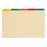 Office Depot Brand Alphabetical File Guide