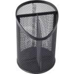 Lorell Mesh Pencil Cup 6 H