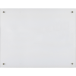 Lorell Non Magnetic Unframed Dry Erase