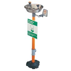 Pedestal Mounted Eye Washes 12 in