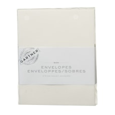 Gartner Studios Envelopes A2 Gummed Seal