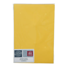 Gartner Studios Envelopes 5 34 x
