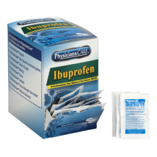 PhysiciansCare Ibuprofen Pain Reliever Medication 2