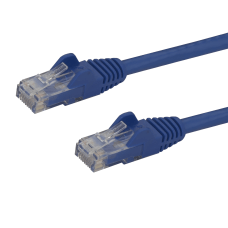 StarTechcom 50ft CAT6 Ethernet Cable Blue