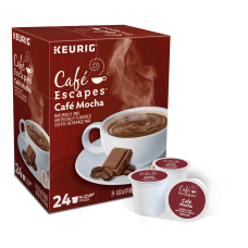 Cafe Escapes Single Serve Coffee K