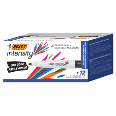 BIC Great Erase Low Odor Whiteboard