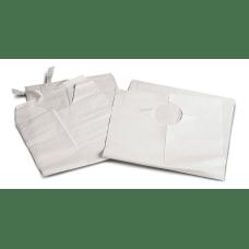 Medline Adult TissuePoly Backed Disposable Bibs