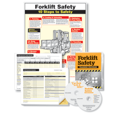 ComplyRight Forklift Training Compliance Bundle English