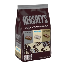 Hersheys Snack Size Assortment 33 Oz