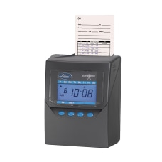 Lathem Time 7500E Calculating Time Recorder