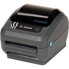 Zebra GK Series Thermal Label Printer