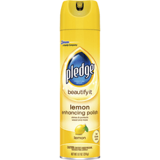 Pledge Lemon Clean Furniture Spray Lemon