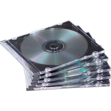 Slim Jewel Cases 100 pack Jewel