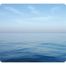 Fellowes Recycled Mouse Pad Blue Ocean