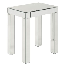 Ave Six Reflections Table Accent Rectangular