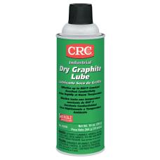 CRC Dry Graphite Lube 10 Oz