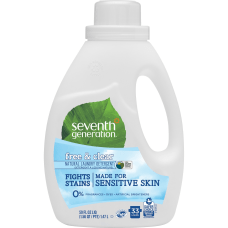 Seventh Generation Laundry Detergent Liquid 50