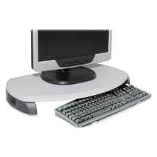 Kantek LCDCRT Stand with Keyboard Storage