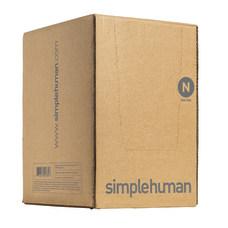 simplehuman Custom Fit 118 mil Can