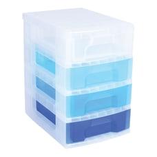 Really Useful Box Plastic 4 Drawer