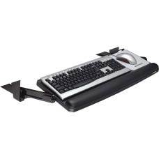 3M Underdesk Adjustable Keyboard Drawer With