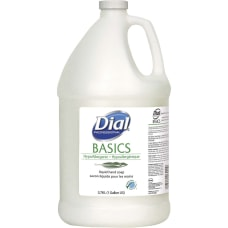 Dial Basics Liquid Hand Soap Unscented