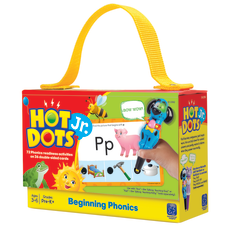 Educational Insights Hot Dots Jr Beginning